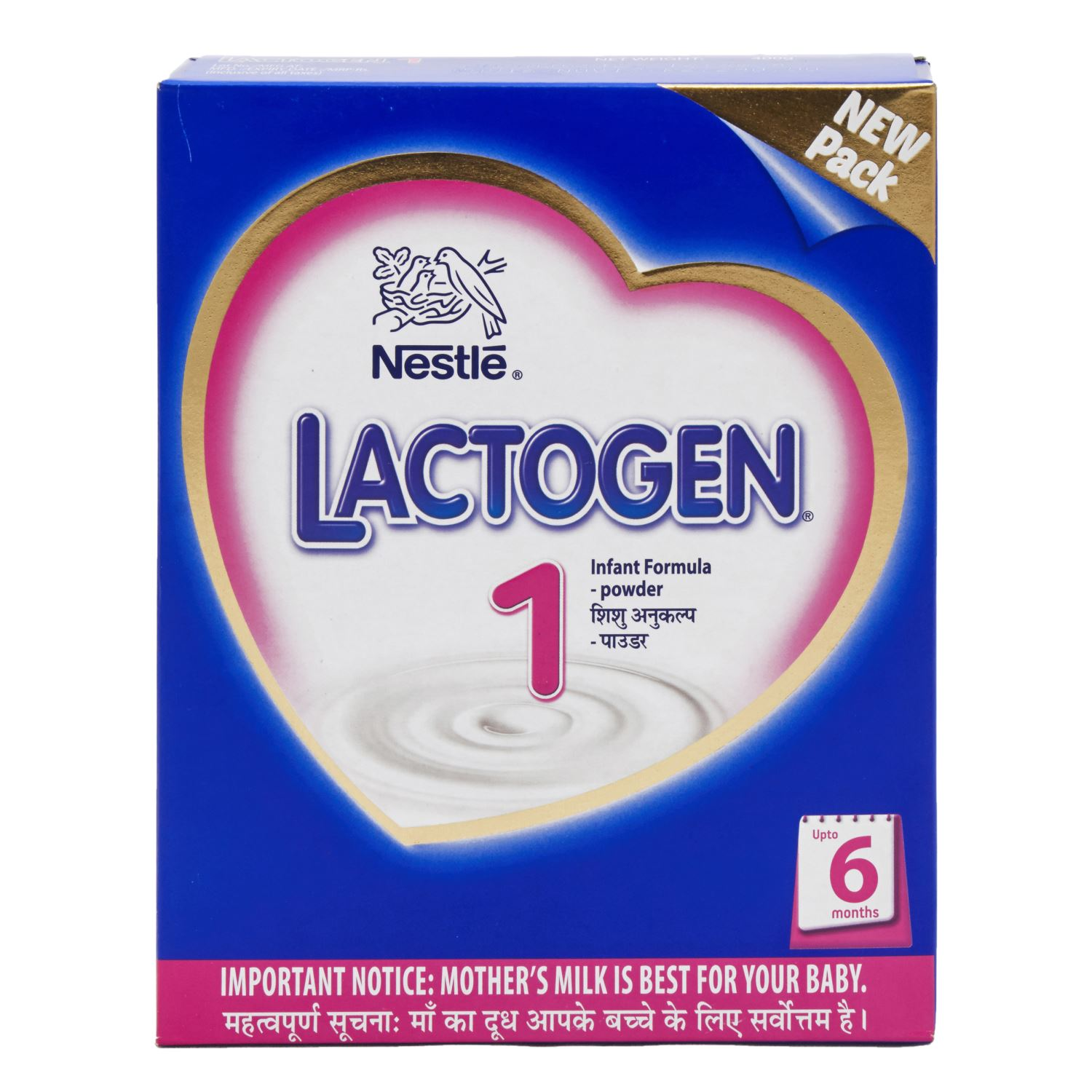 Lactogen Stage 1 Powder Refill - 400 gm