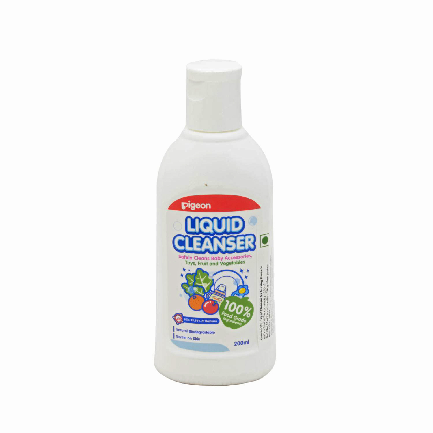 Pigeon Liquid Cleanser - 200 ml