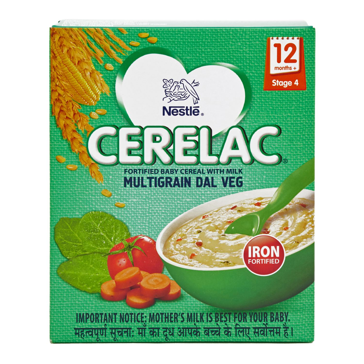 Cerelac Dal Veg Stage 4 - 300 gm