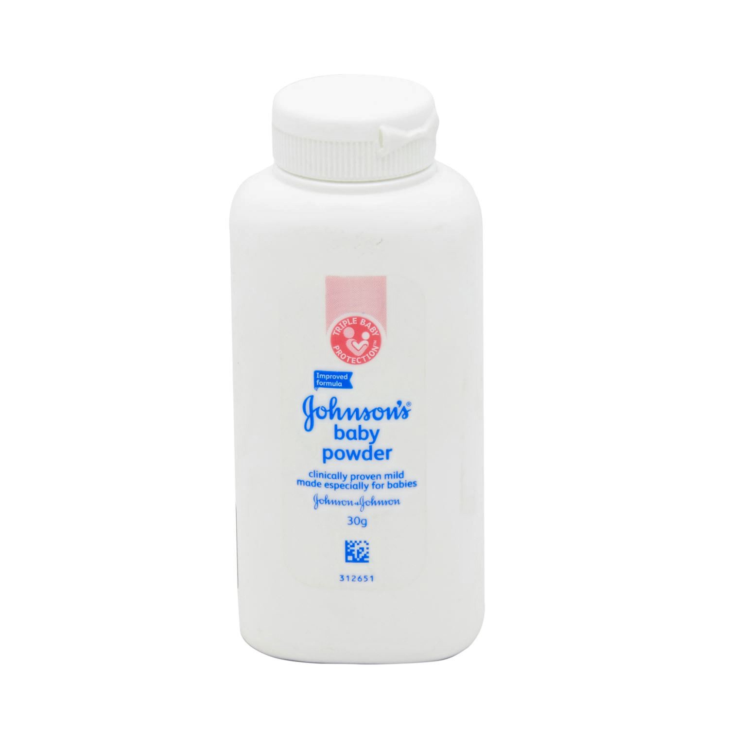 J&J Baby Powder - 30 gm