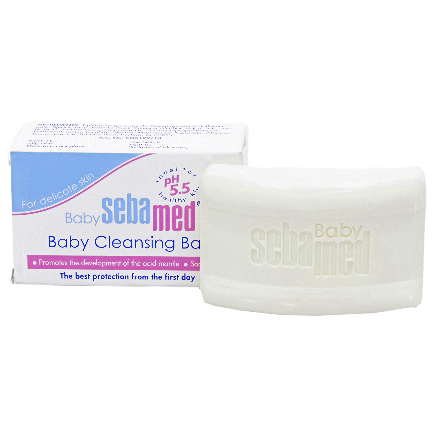 Sebamed Baby Cleansing Bar - 100 gm