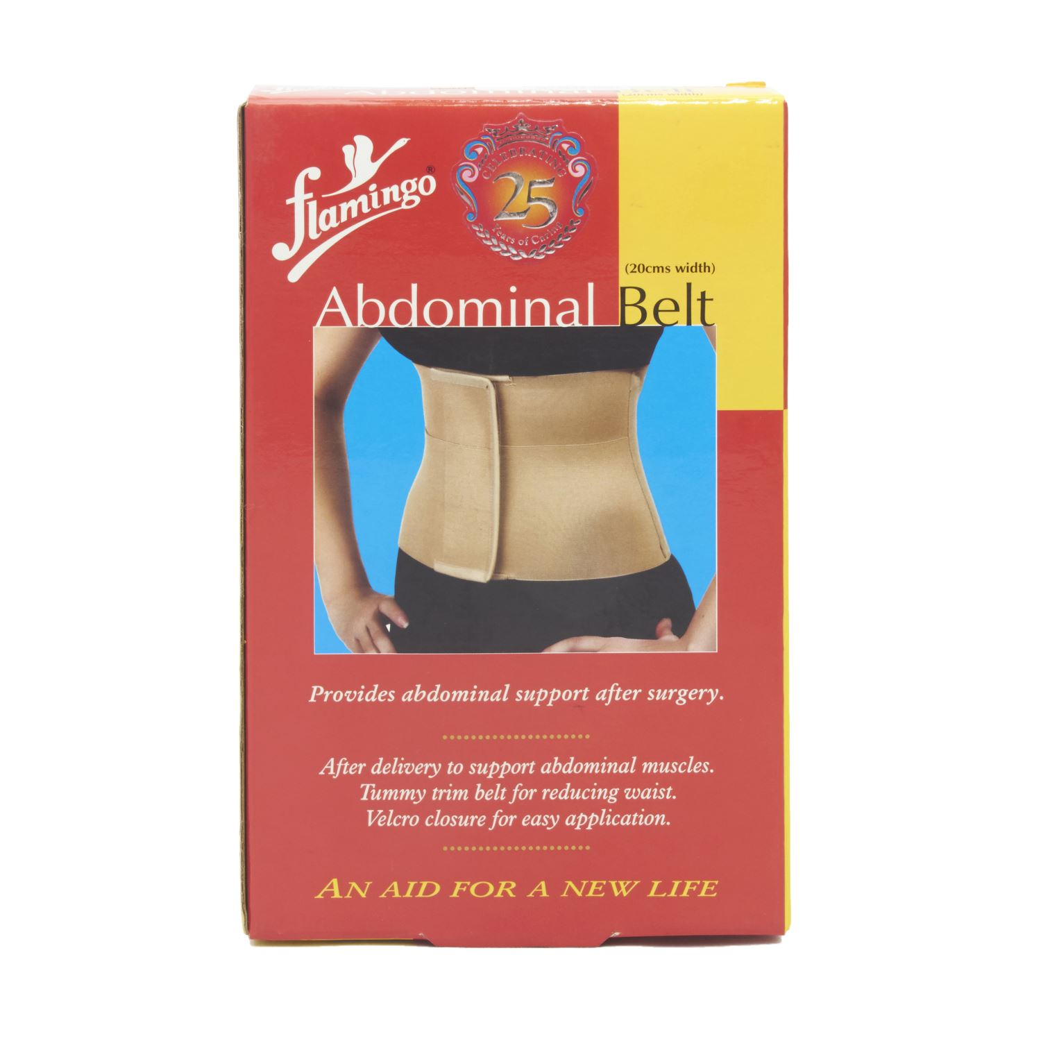 Flamingo Abdominal Belt (Oc-2002) - Large