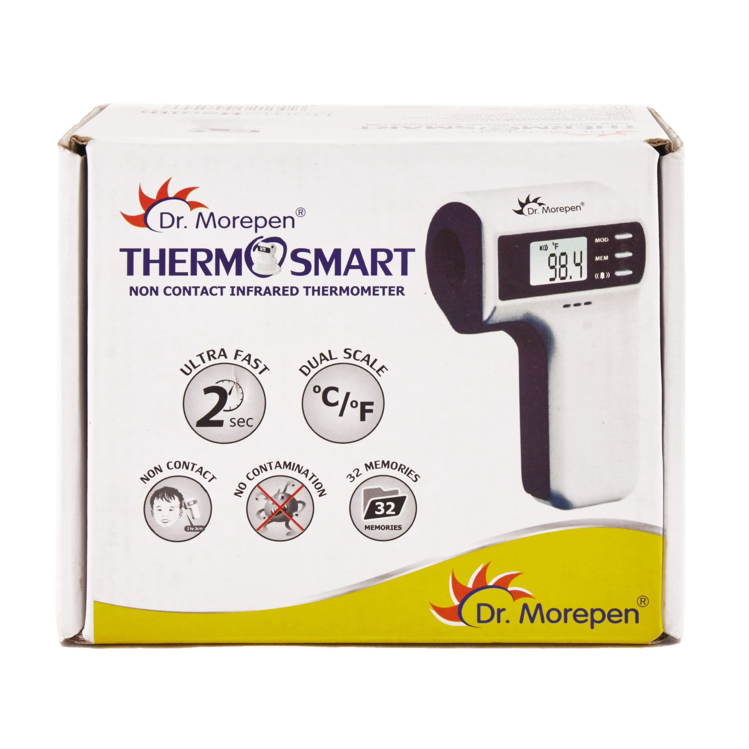 Dr. Morepen FS300 Non Contact Thermometer