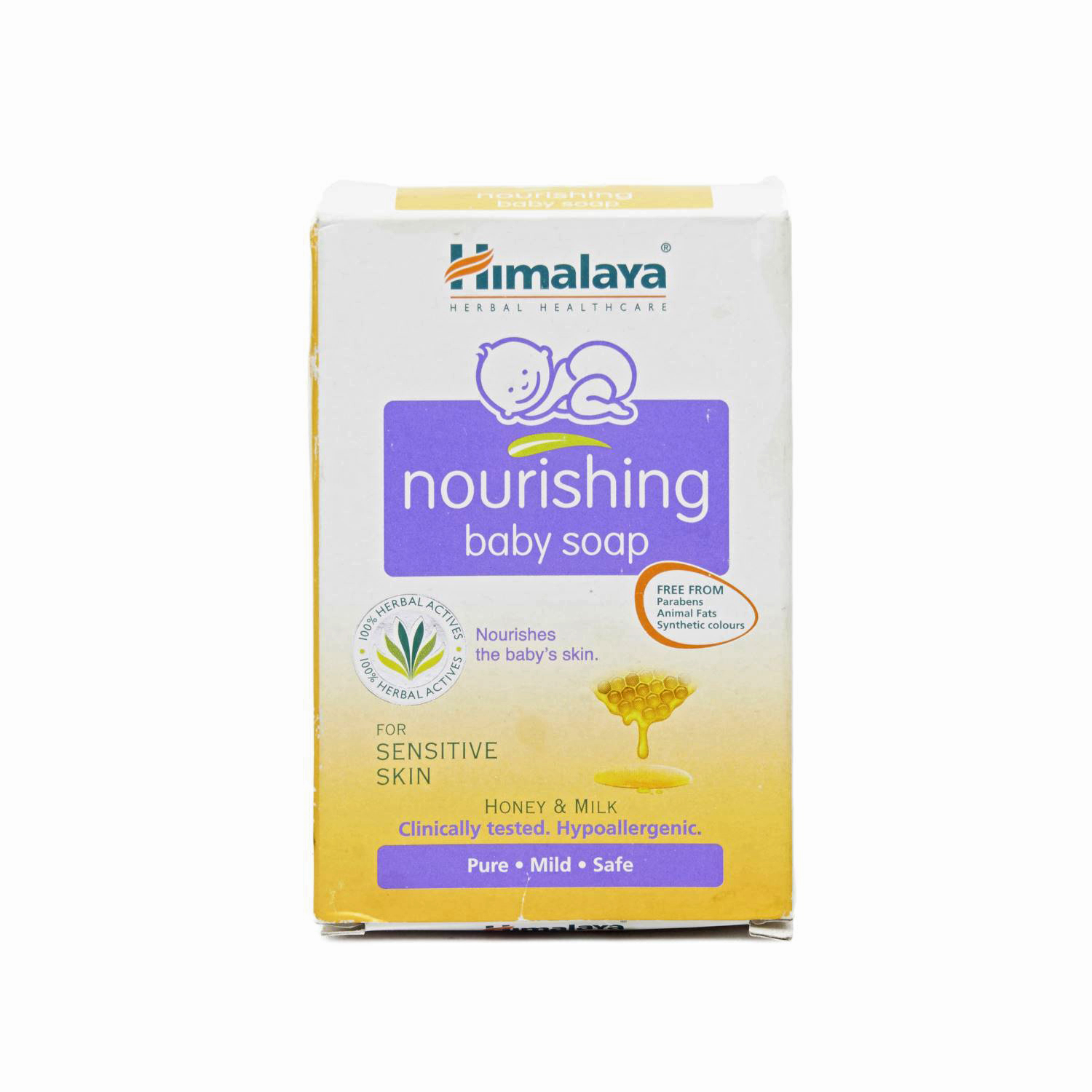 Himalaya Nourishing Baby Soap - 125 gm