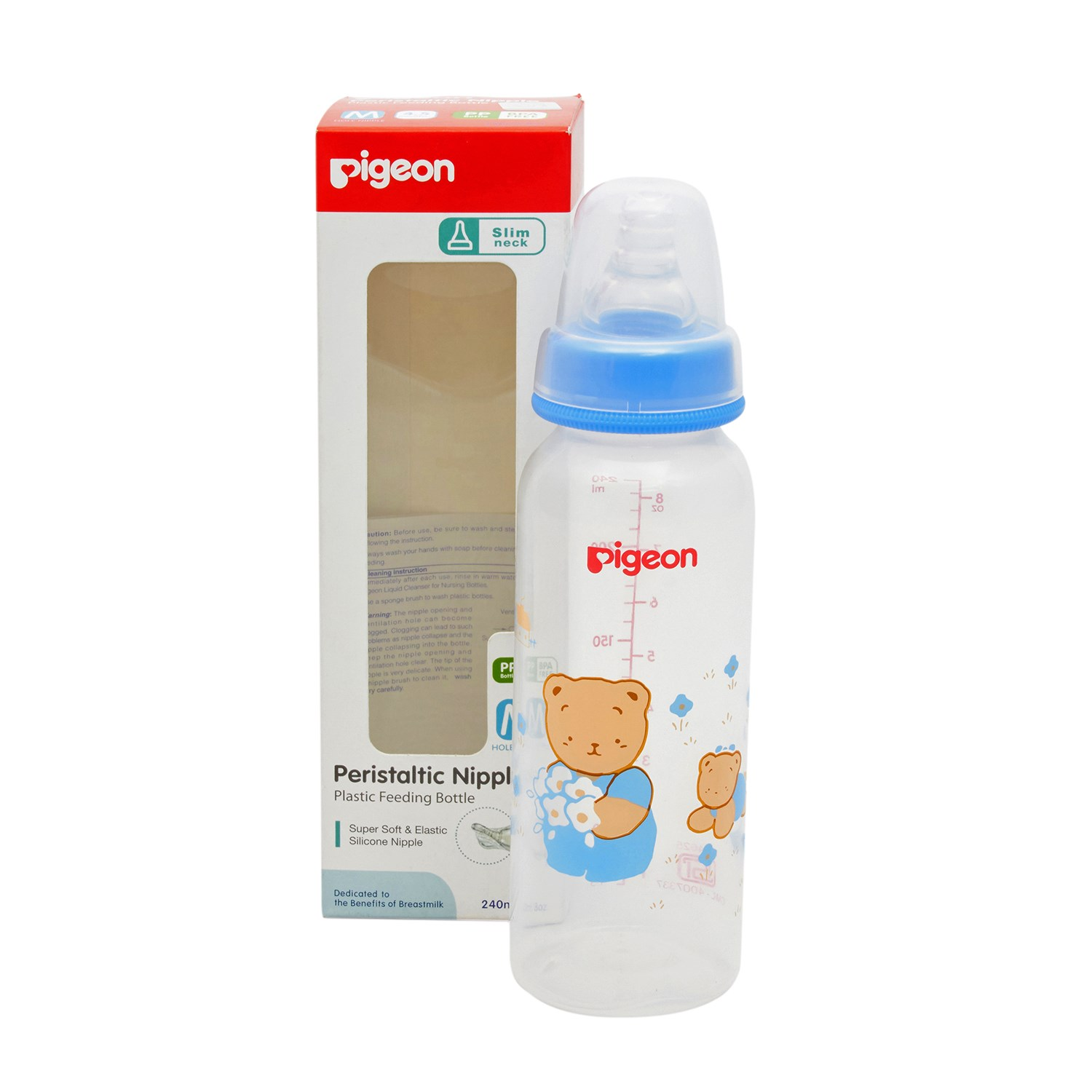 Pigeon 17332 Feeding Bottle - 240 ml