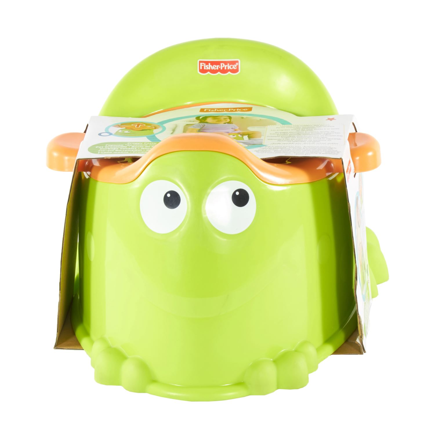 Fisher Price X4808 Froggy Potty Seat
