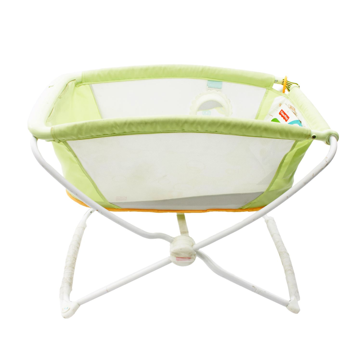 Fisher Price X7757 Rock N Play Portable Bassinet