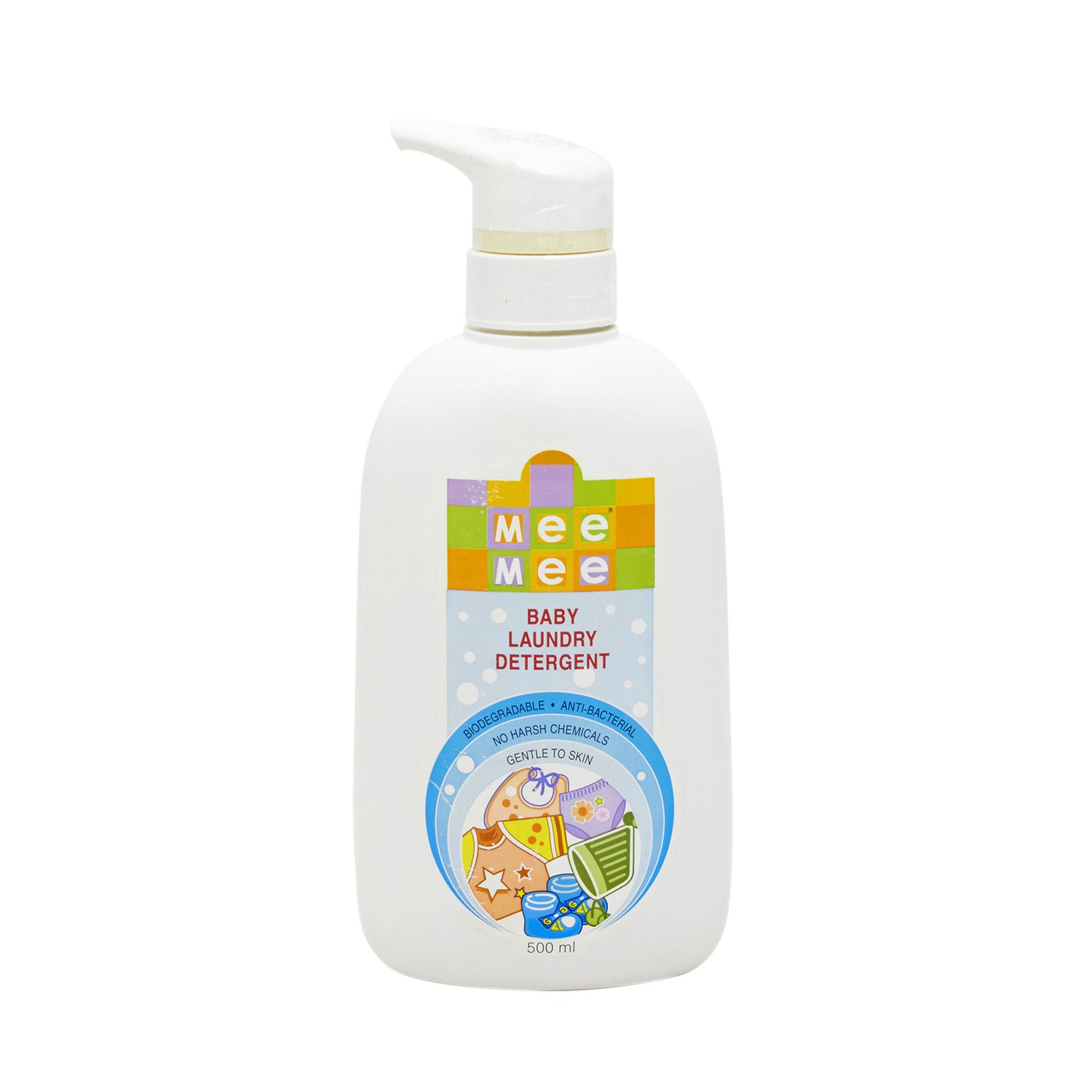 Mee Mee MM 3784 Baby Laundry Detergent - 500 ml