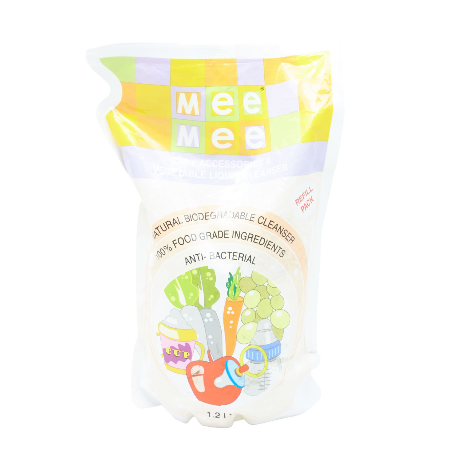 Mee Mee MM 1304 Vegetable Liquid Cleanser - 1.2 L