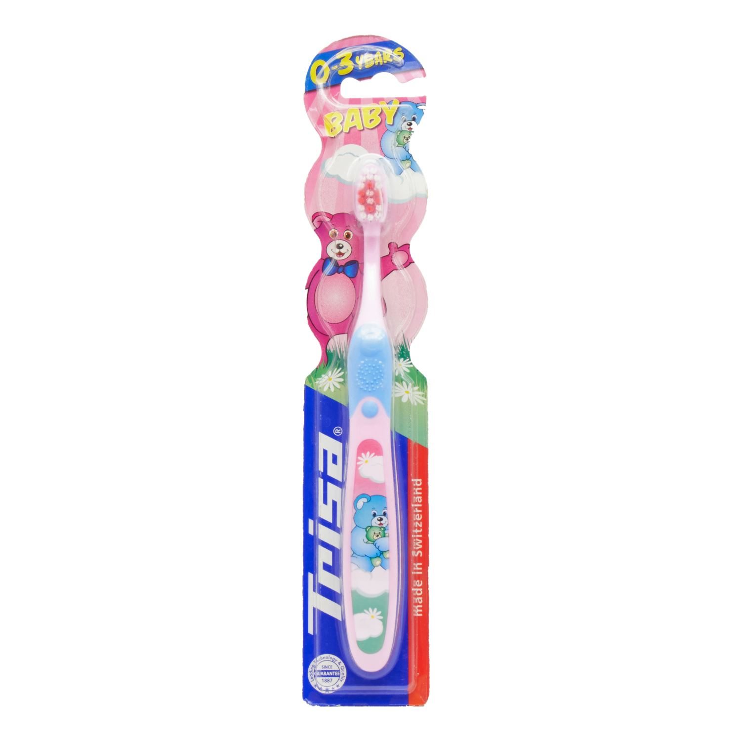Trisa Baby Toothbrush 0 - 3 Years