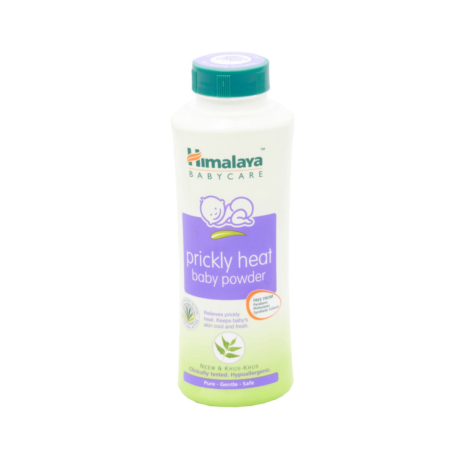 Himalaya Prickly Heat Baby Powder - 100 gm