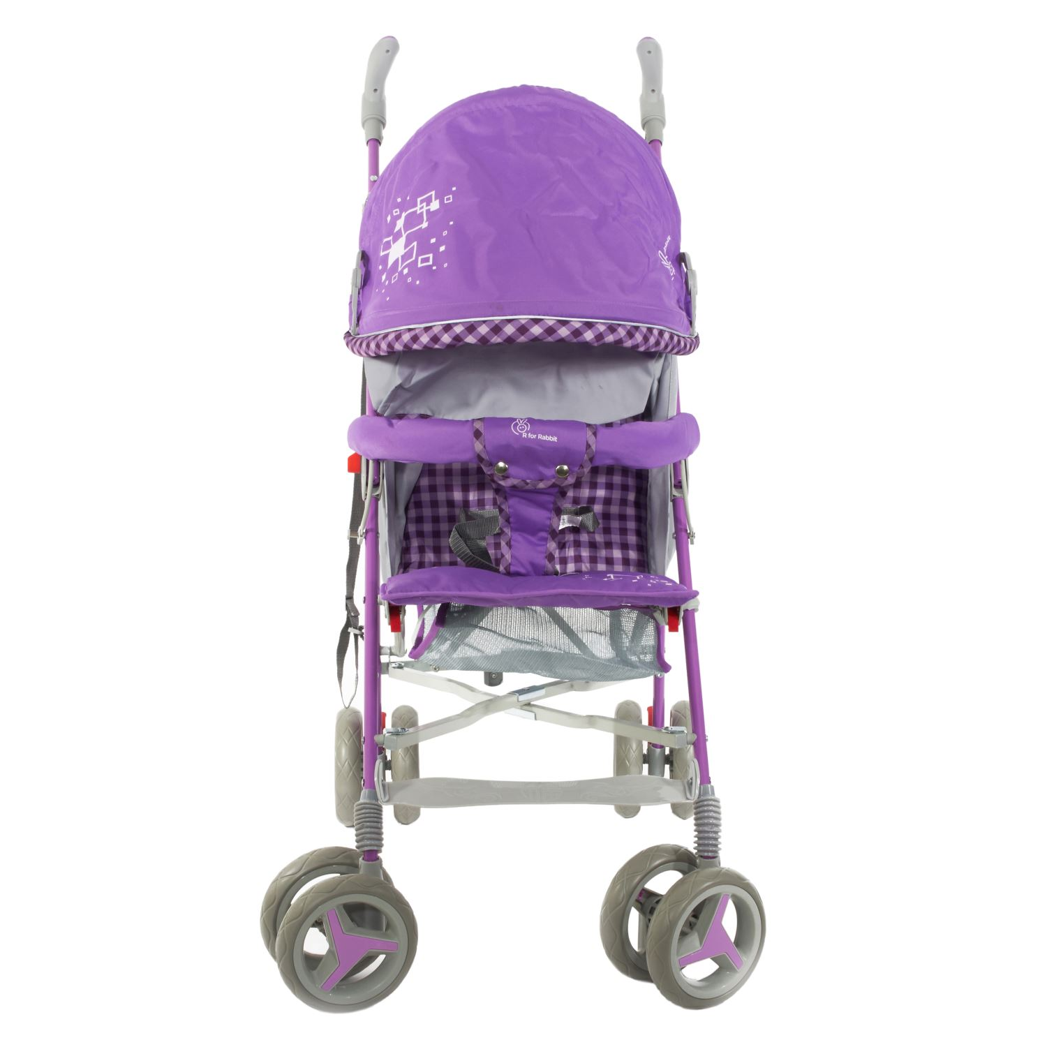 R For Rabbit Twinkle Twinkle Stroller Purple