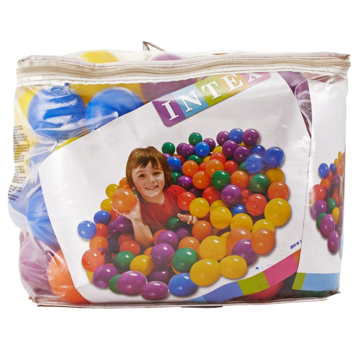 Intex 49600NP Fun Balls - 100 Nos