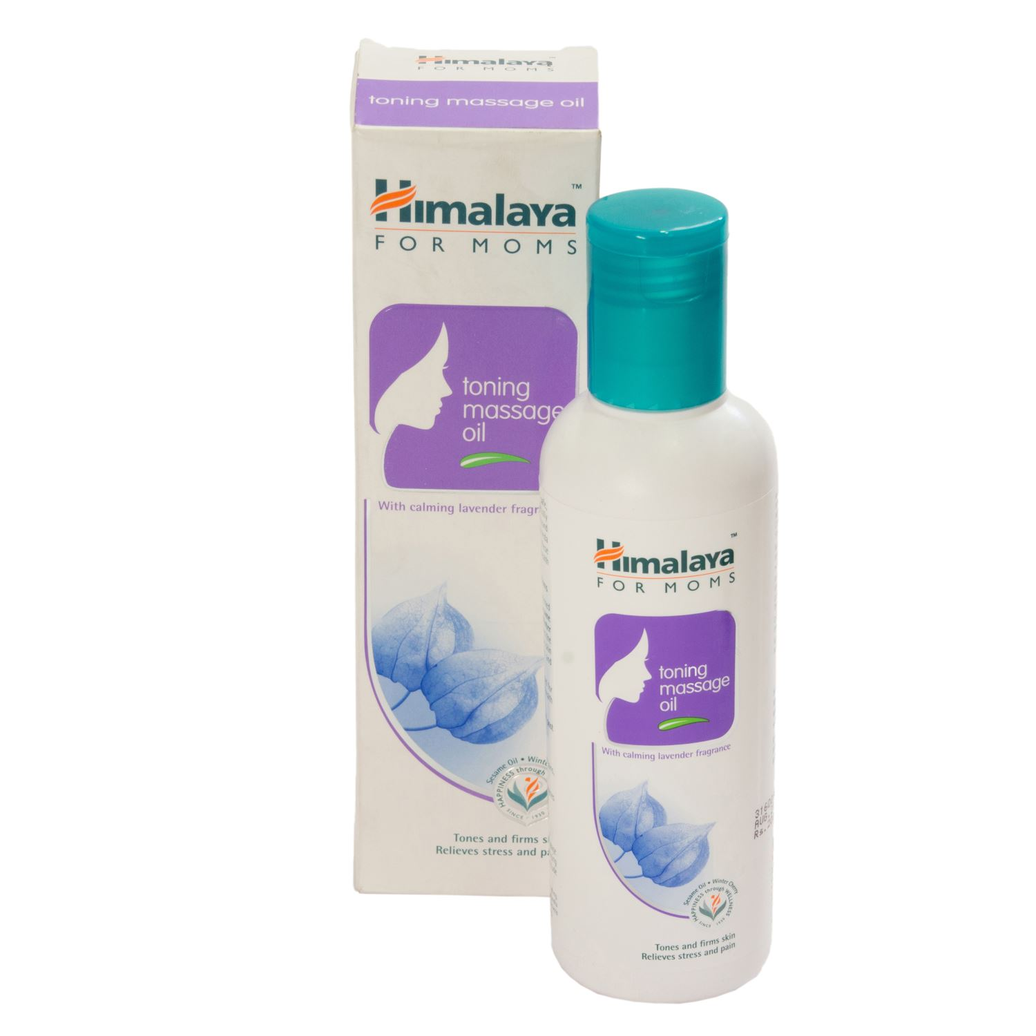 Himalaya For Moms Tonning Massage Oil - 200 ml