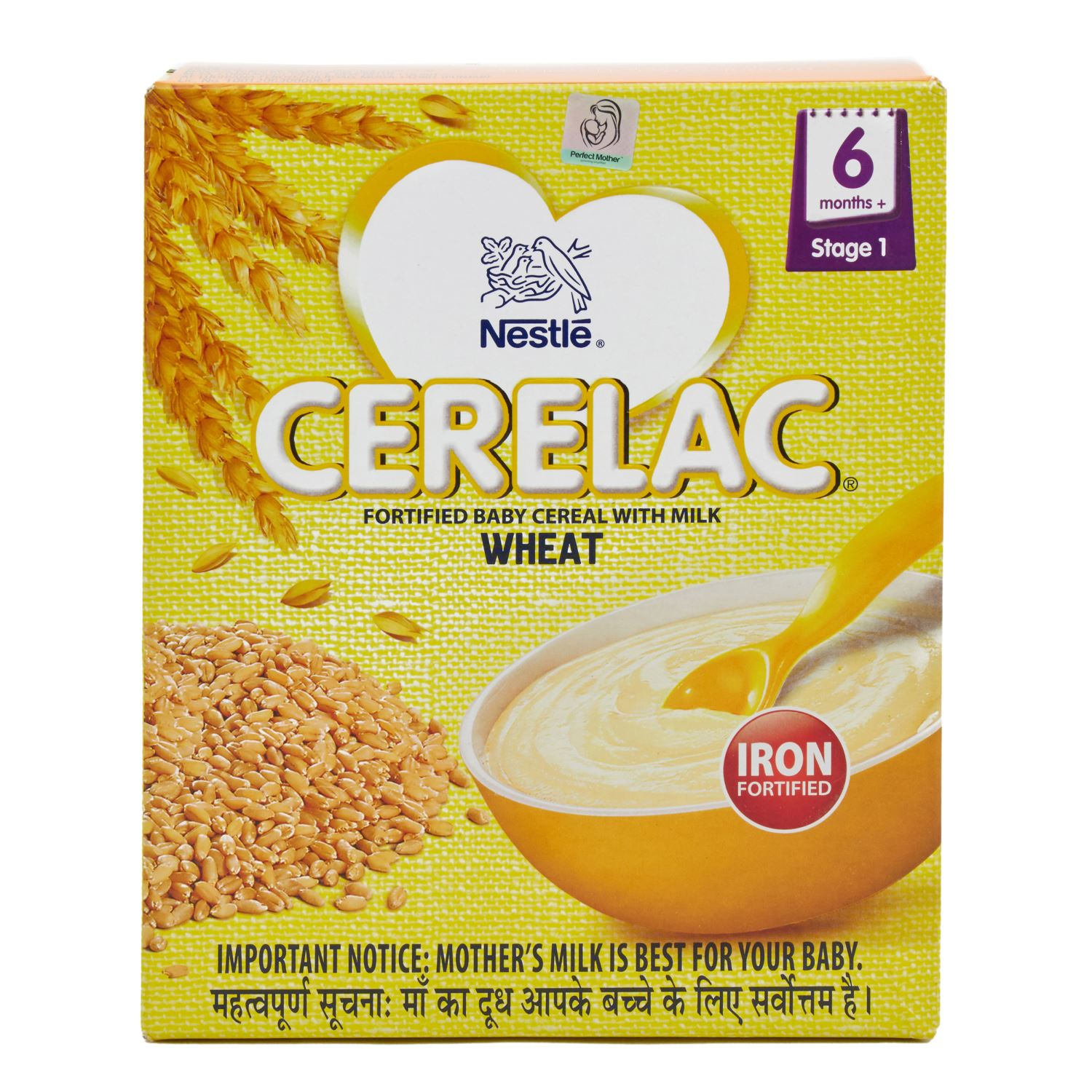Cerelac Wheat Powder Refill Stage 1 - 300 gm