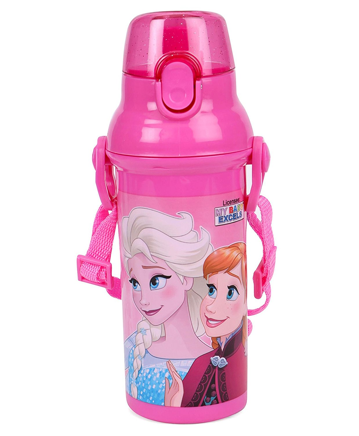 Back to school frozen pink WB 480ML MBE-WDP0776