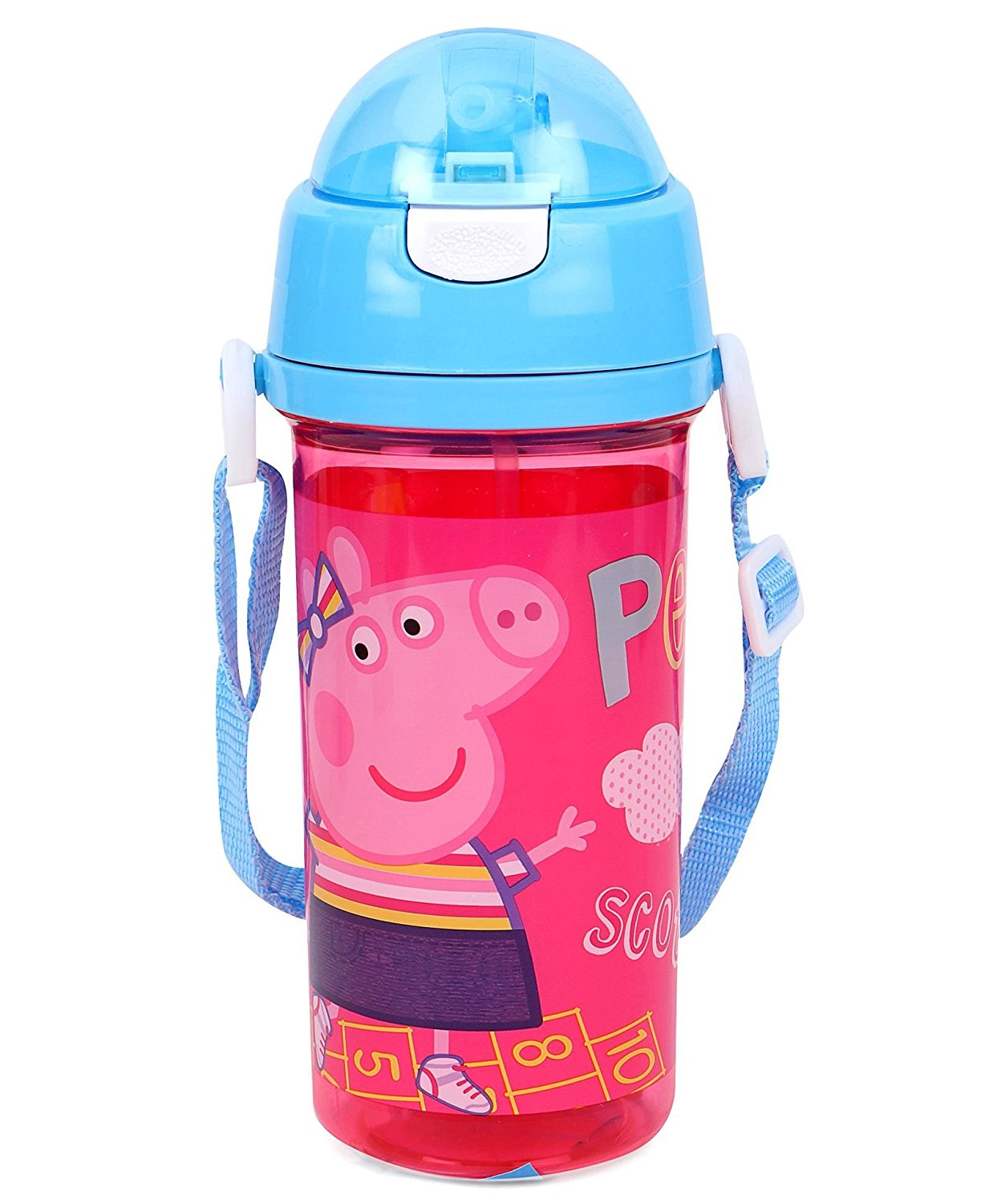 Back to school peppa hopscotch WB MBE-PP058 - 580ML