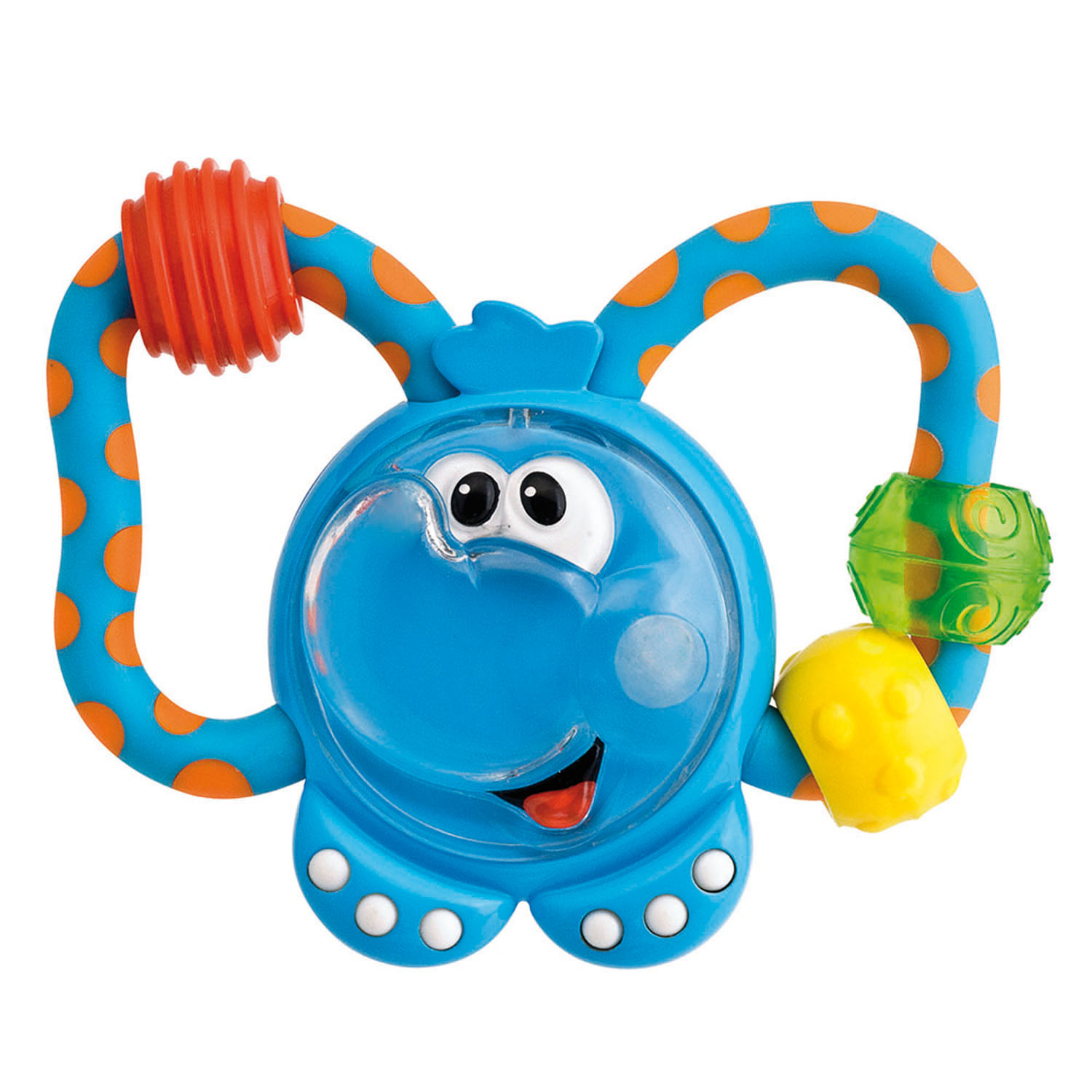 Chicco 61411 Teething Rattle Elephant 3M+
