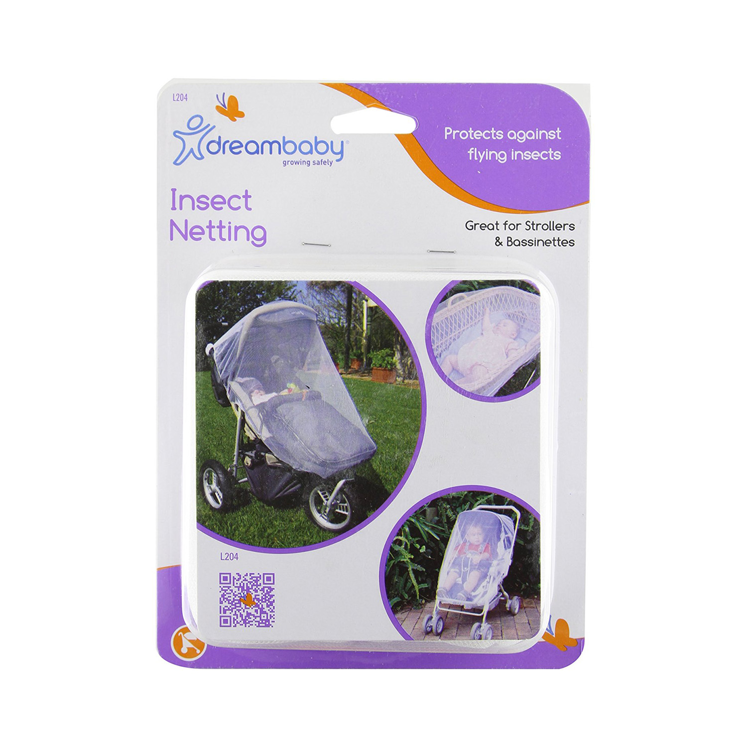 Dreambaby F204 Stroller Insect Netting