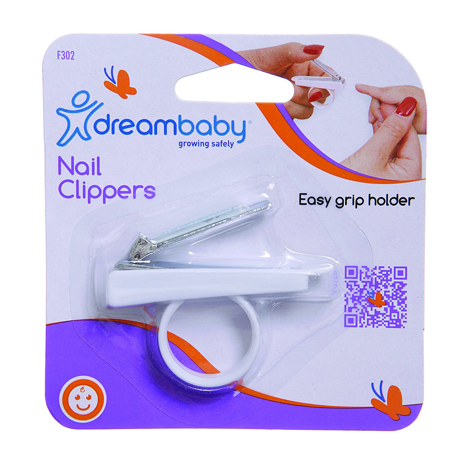 Dreambaby Nail Clippers F302