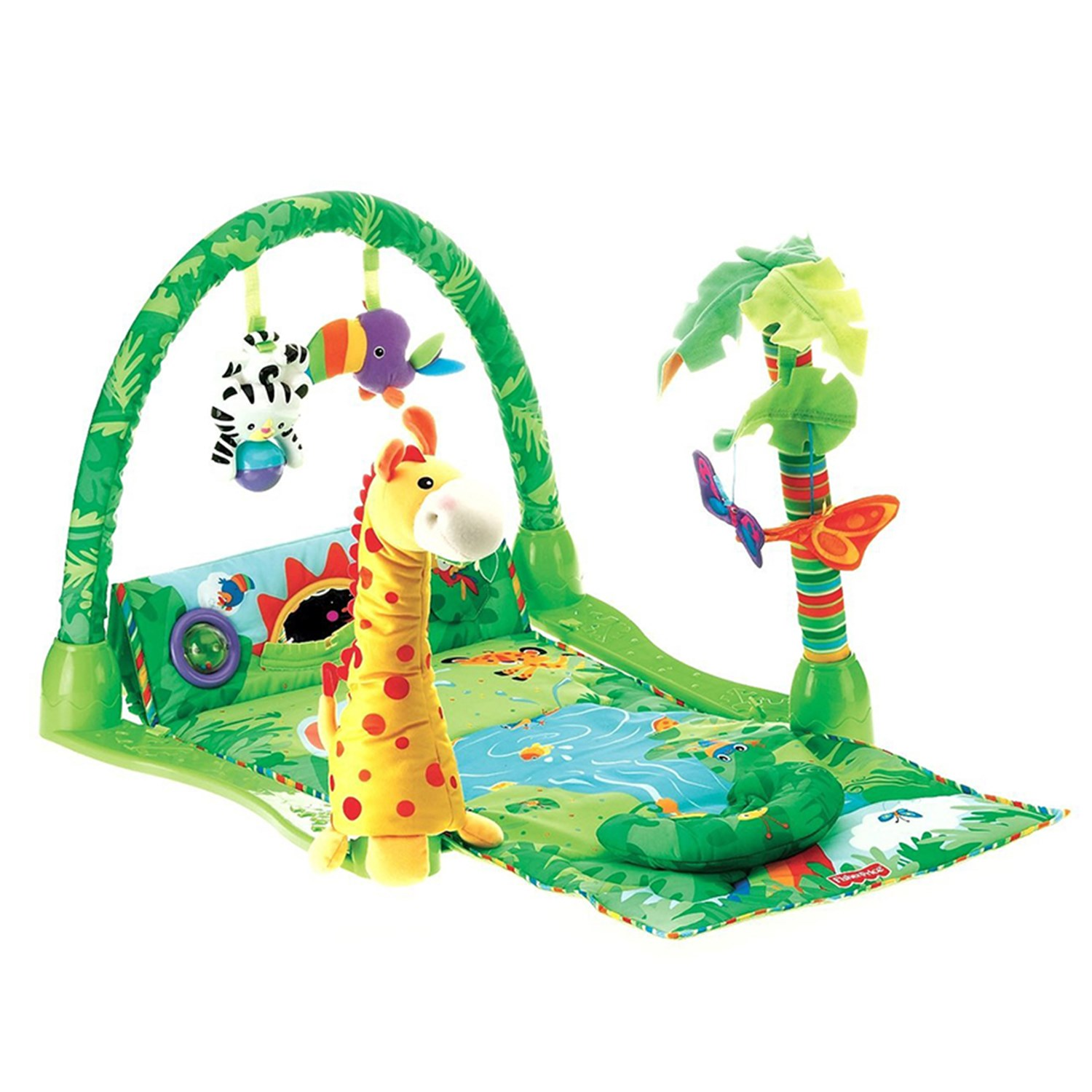 Fisher Price L1664 Rainforest 1-2-3 Gym