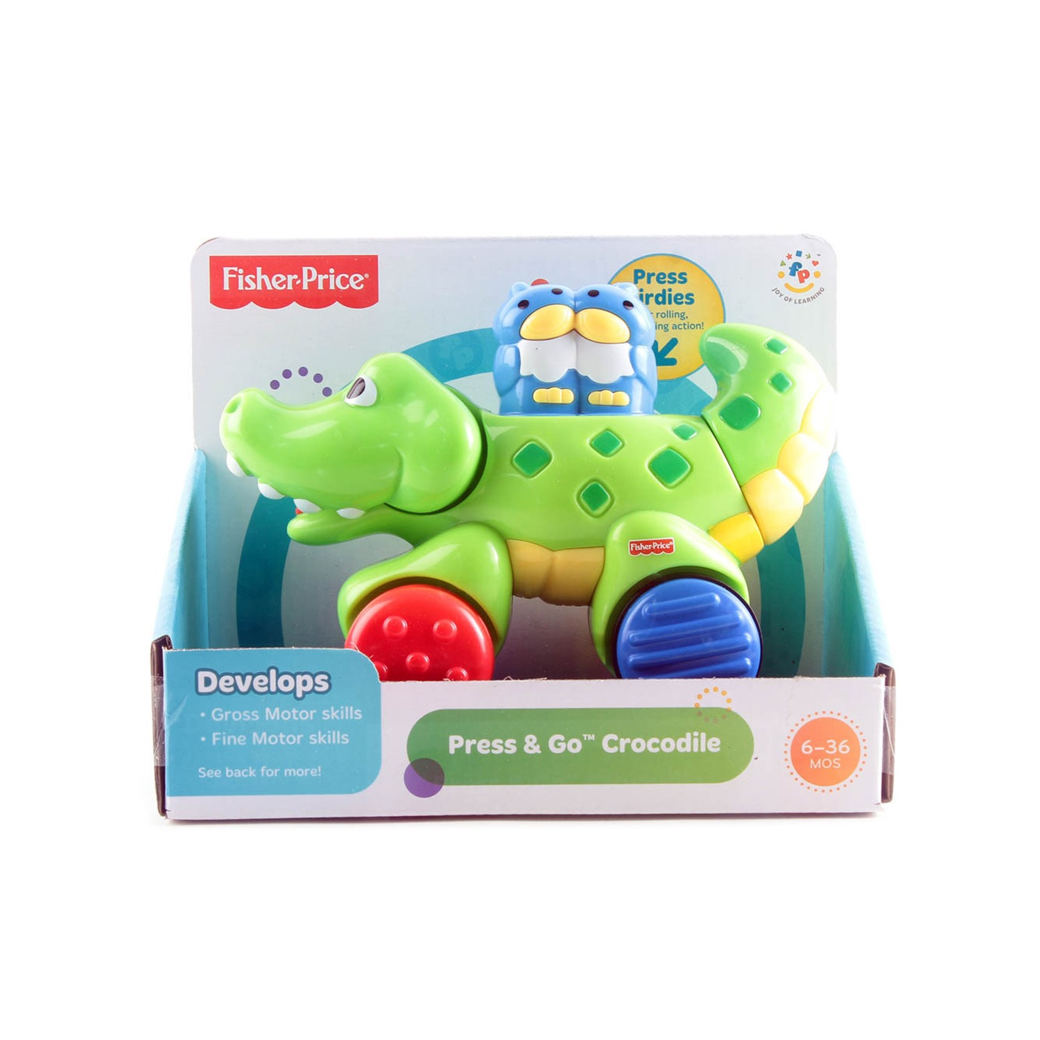 Fisher Price N8160 Press N Go Friends