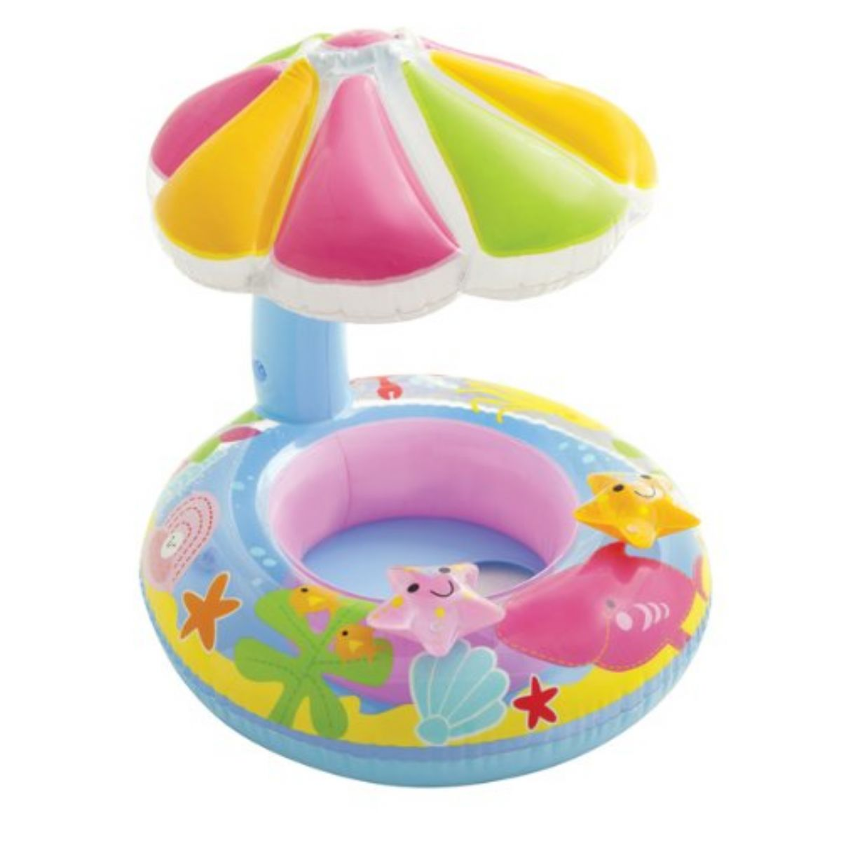 Intex 56583NP Fish and Friends Baby Float