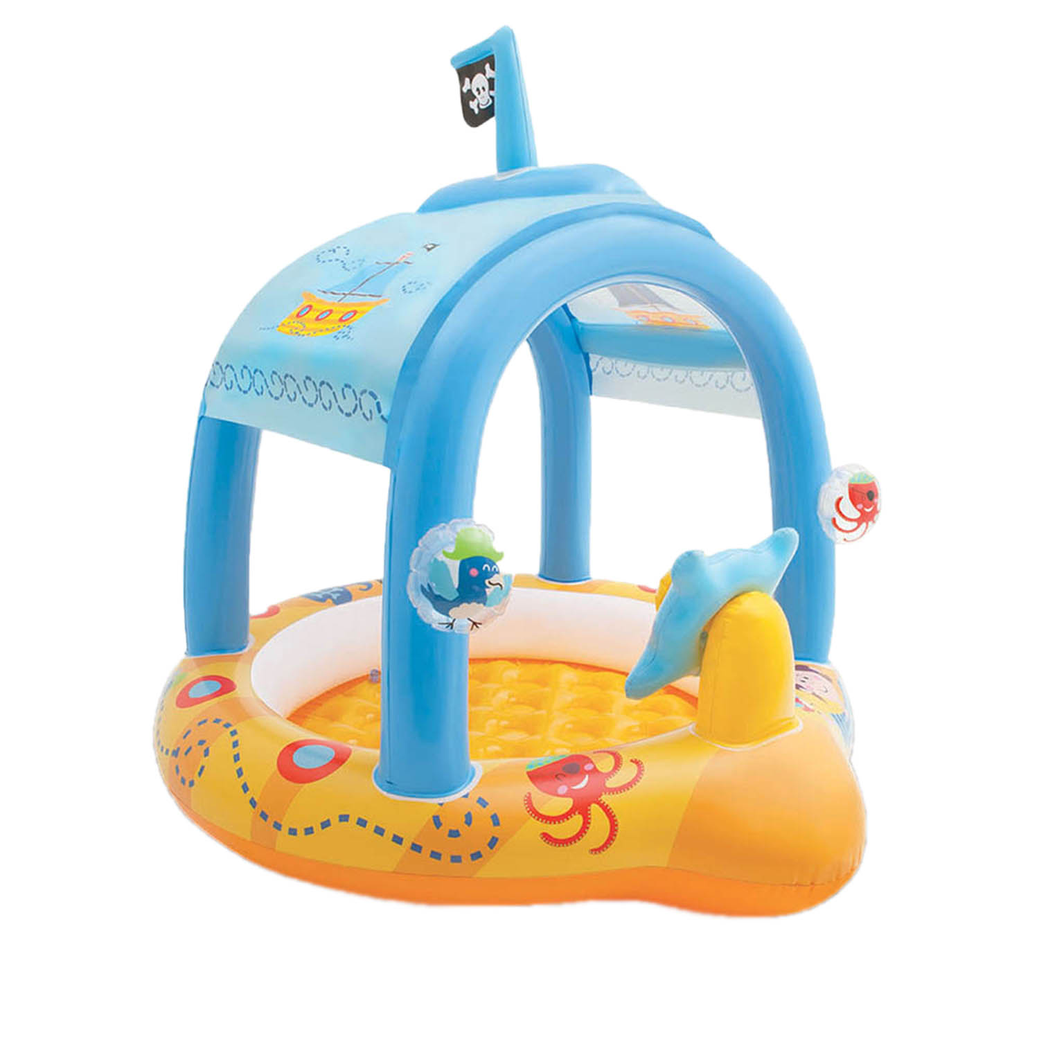 Intex 57426NP Lil Captain Baby Pool