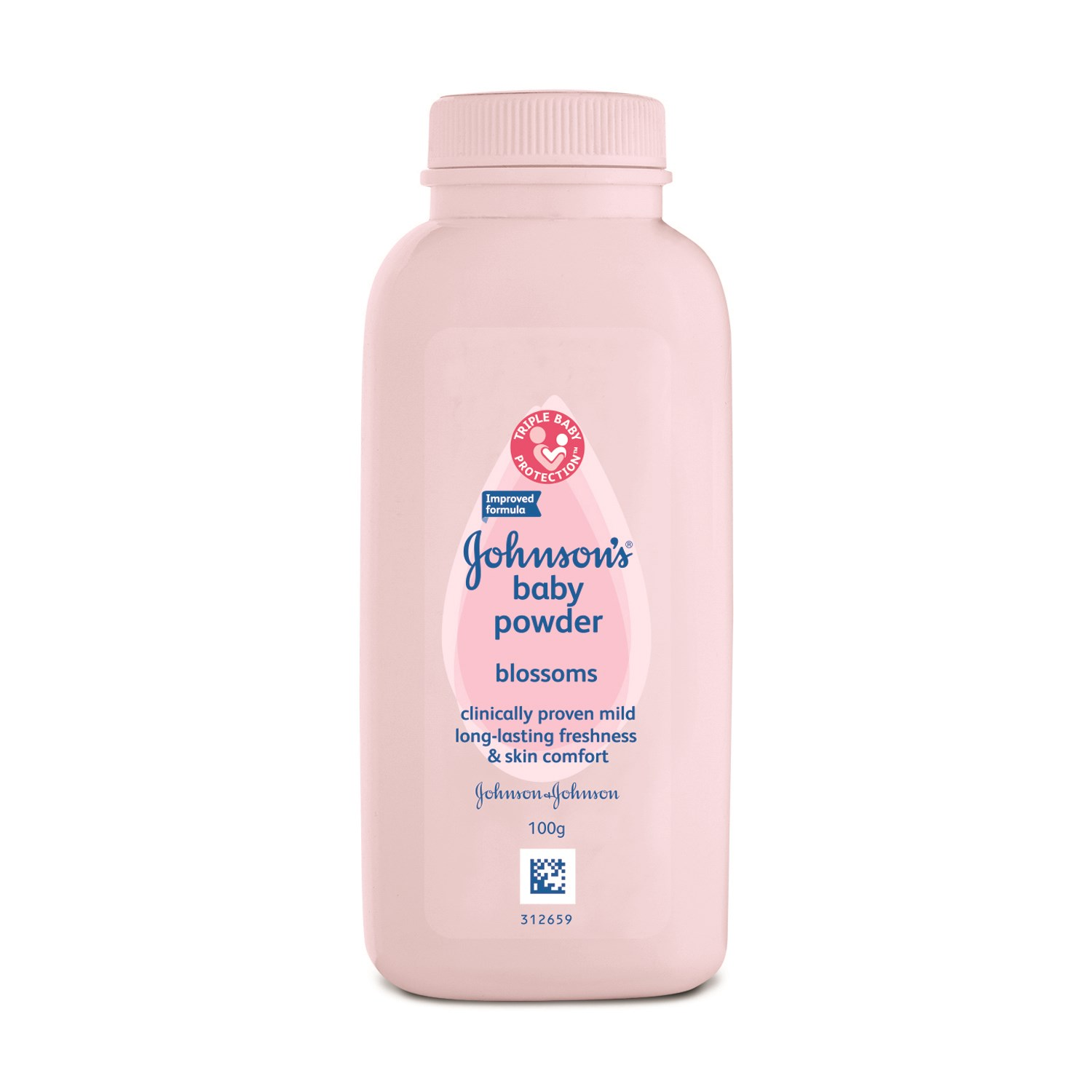 J&J Baby Blossoms Powder - 100 gm
