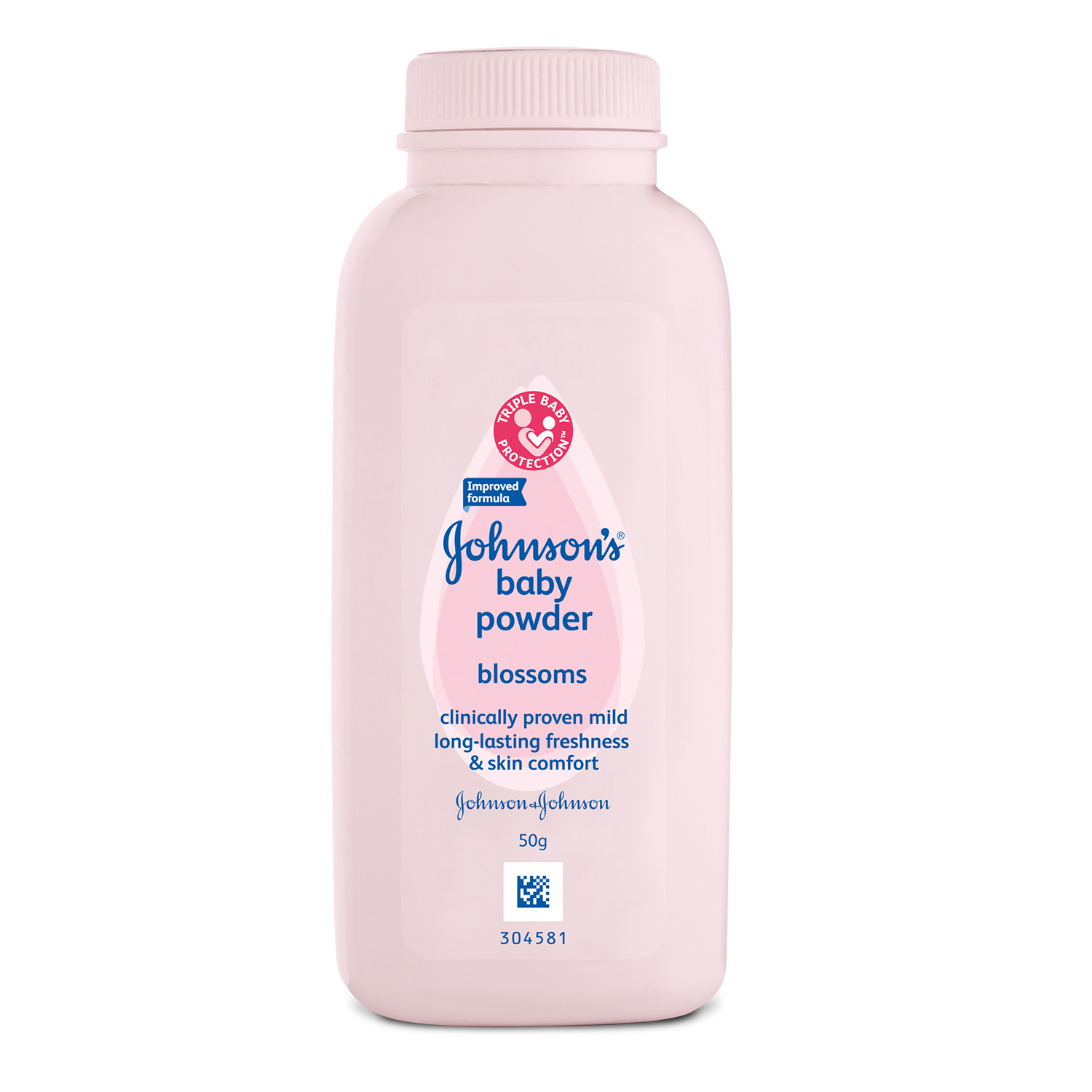 J&J Baby Blossoms Powder - 50 gm