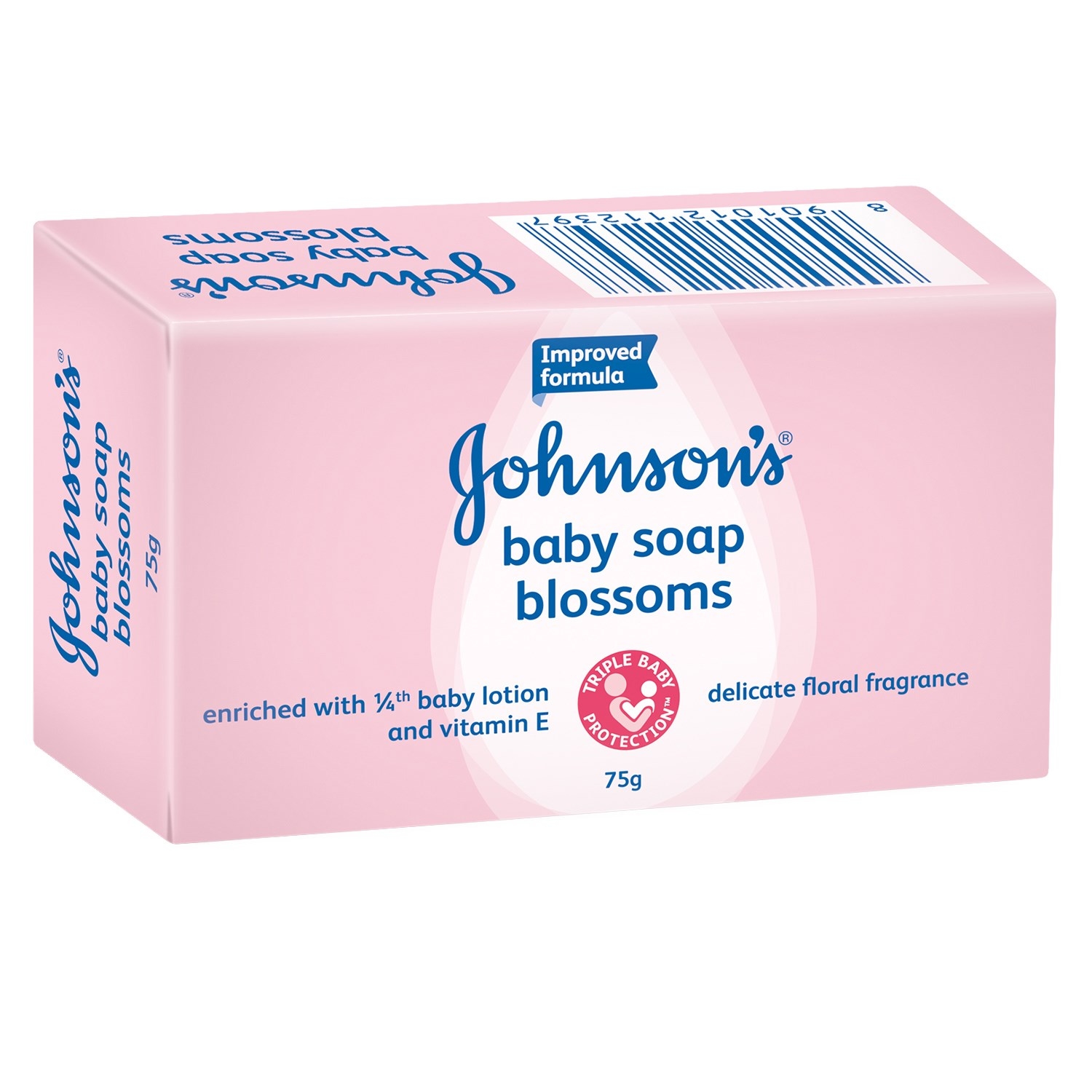 J&J Baby Blossoms Soap - 75 gm