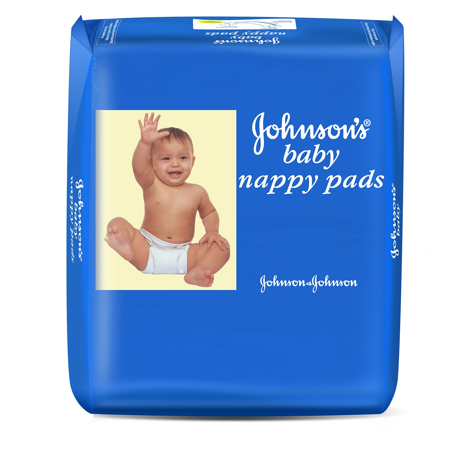 J&J Baby Nappy Pads - 20 Nos