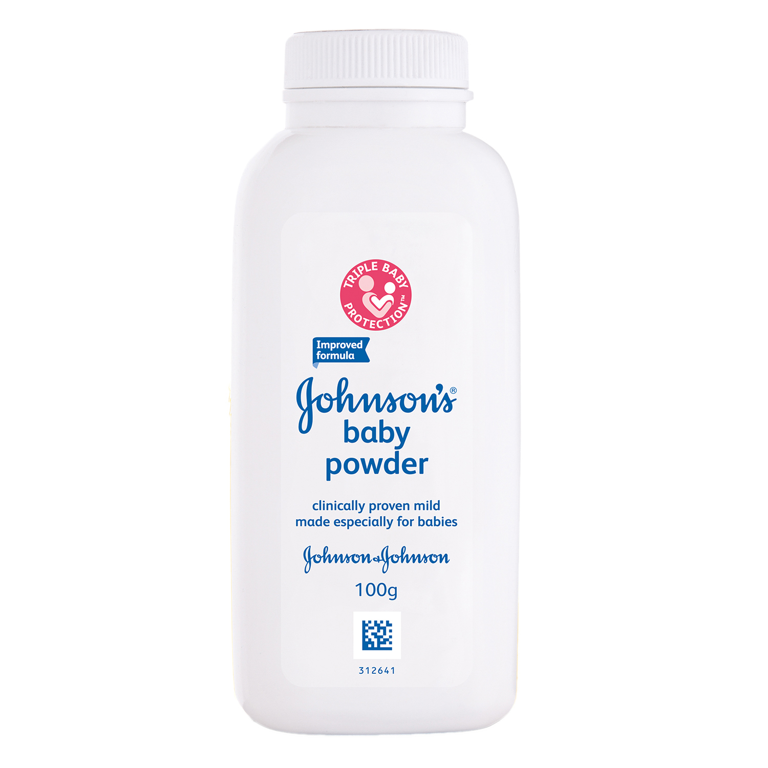 J&J Baby Powder - 100 gm