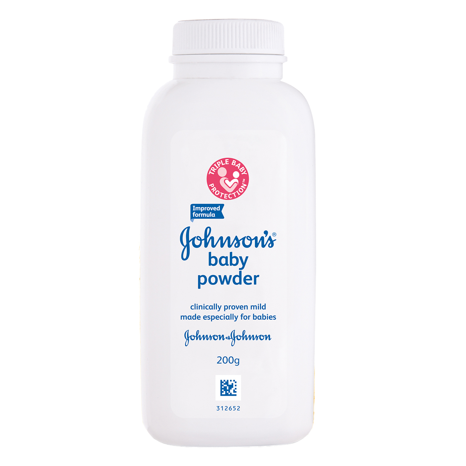 J&J Baby Powder - 200 gm