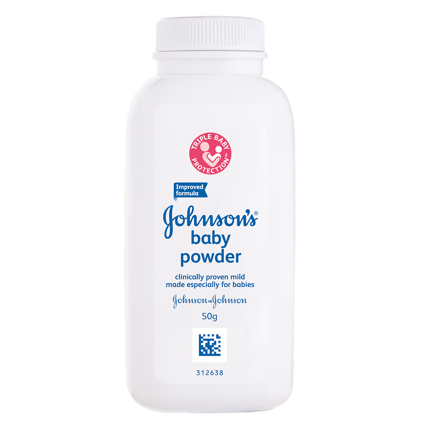 J&J Baby Powder - 50 gm