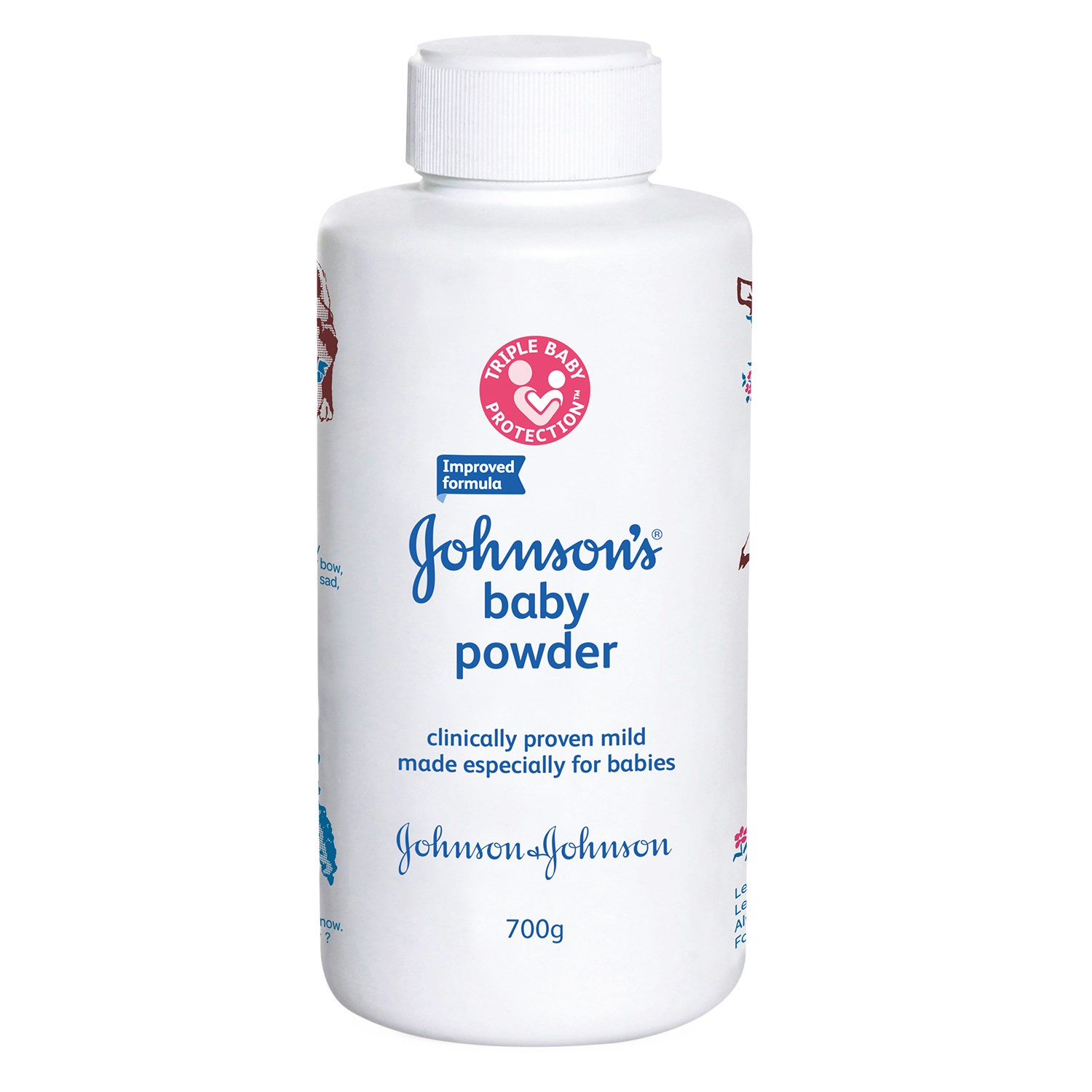 J&J Baby Powder - 700 gm
