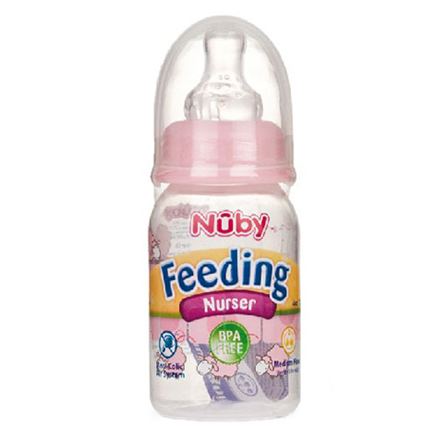 Nuby 2100 Feeding Bottle