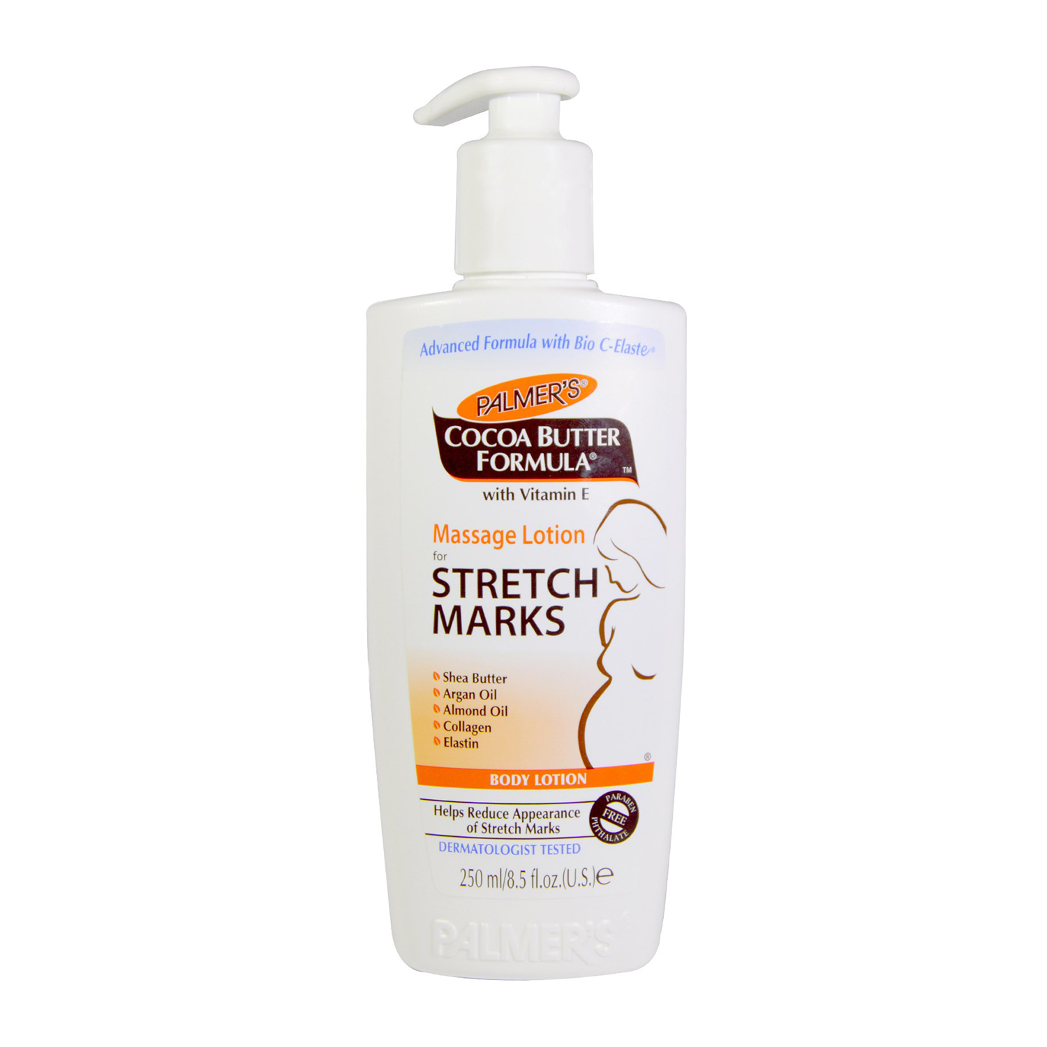 Palmers Stretch Marks Massage Lotion - 250 ml