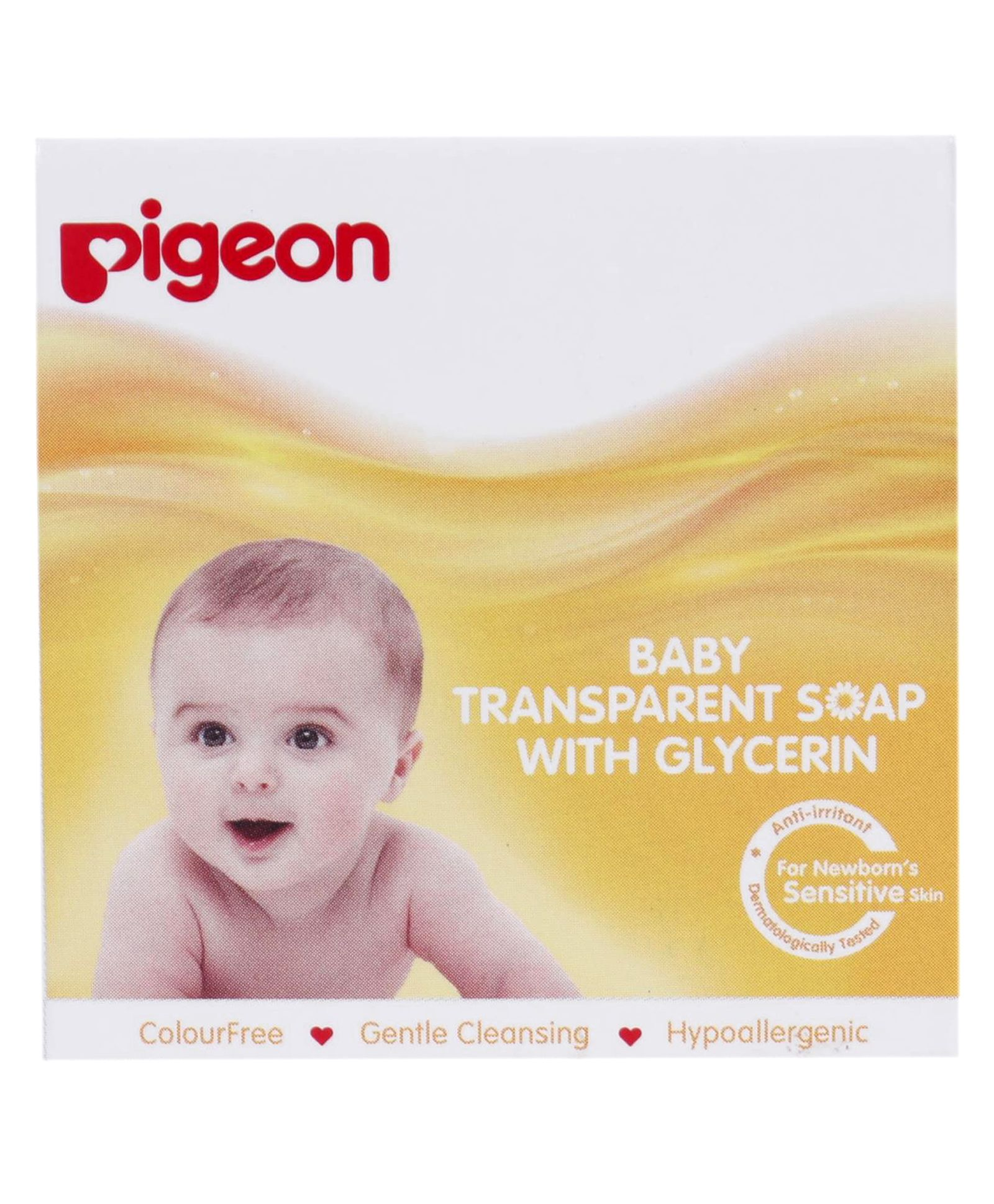 Pigeon Glycerin Soap - 75 gm