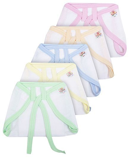 Tinycare 304S nappies small - 5 NOS