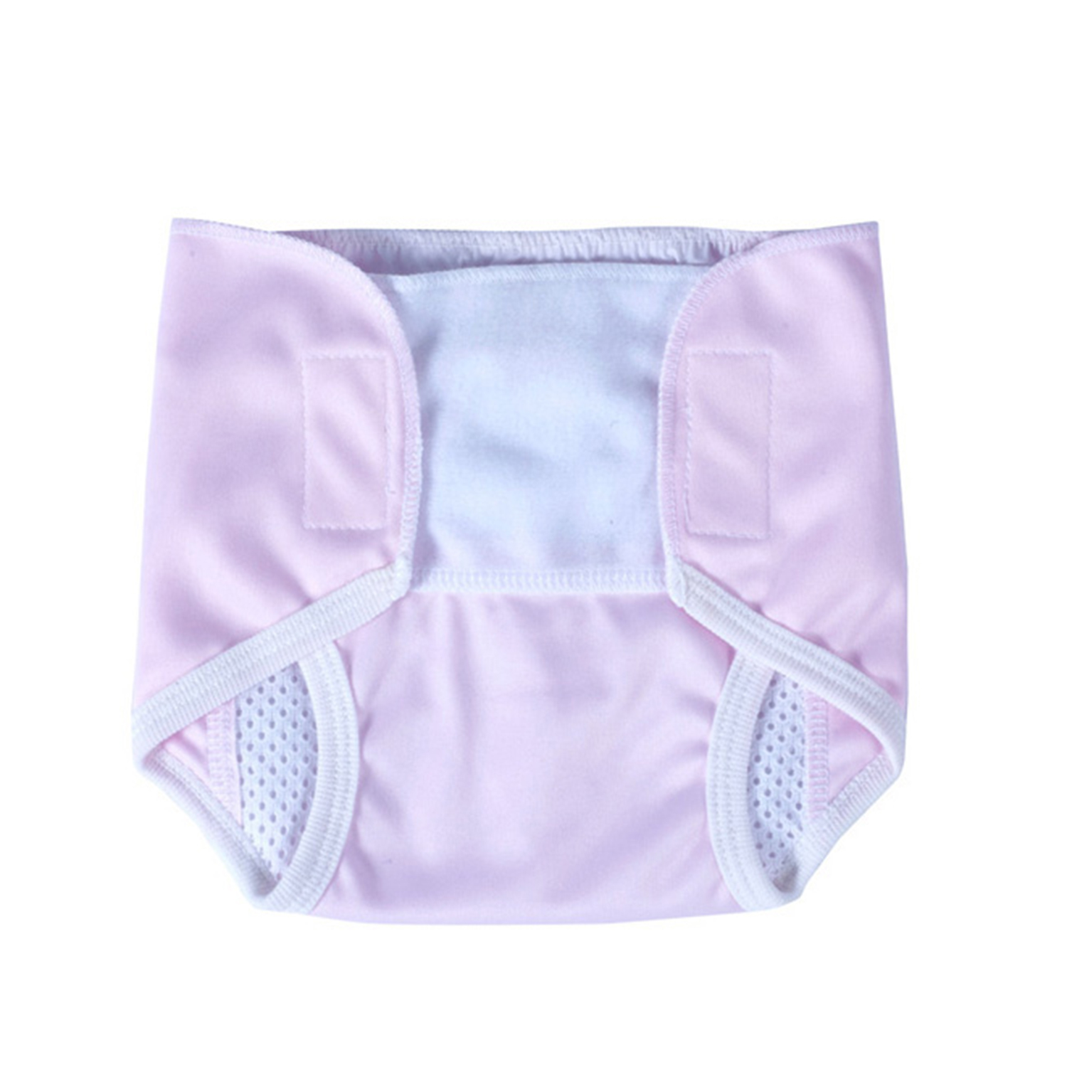 Tollyjoy 3103 Newborn Pant Style Diaper Pink